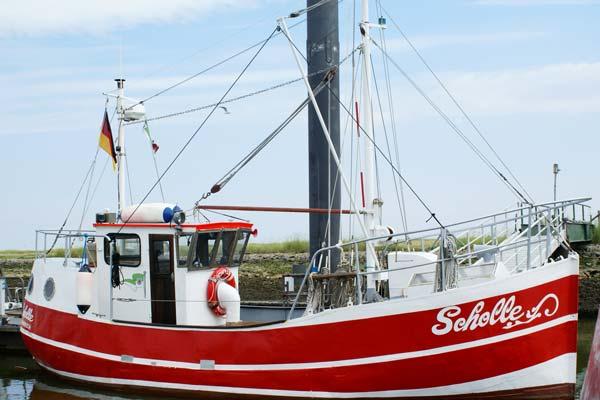 Seebestattungen Krautsand Scholle